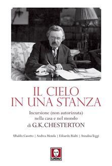 Daddyswing.es Il cielo in una stanza. Incursione (non autorizzata) nella casa e nel mondo di G. K. Chesterton Image