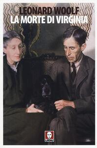 Libro La morte di Virginia Leonard Woolf
