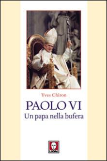 Winniearcher.com Paolo VI. Un papa nella bufera Image
