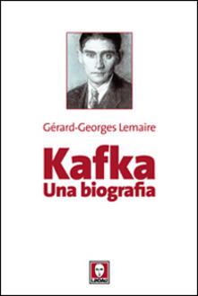 Writersfactory.it Kafka. Una biografia Image