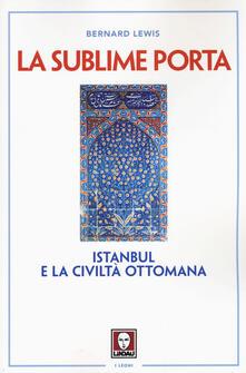 Antondemarirreguera.es La sublime porta. Istanbul e la civiltà ottomana Image