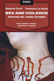 Listadelpopolo.it Sex and violence. Percorsi nel cinema estremo Image