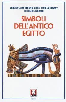 Antondemarirreguera.es Simboli dell'antico Egitto Image