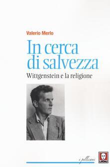 Camfeed.it In cerca di salvezza. Wittgenstein e la religione Image