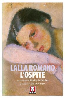 L' ospite - Lalla Romano - copertina
