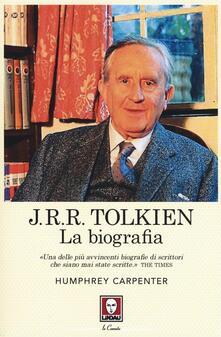 J. R. R. Tolkien. La biografia - Humphrey Carpenter - copertina