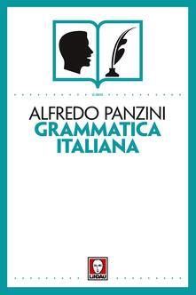 Aboutschuster.de Grammatica italiana Image
