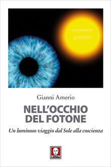 Nell'occhio del fotone. Un luminoso viaggio dal Sole alla coscienza - Gianni Amerio - ebook