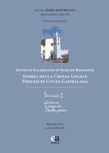 Cefalufilmfestival.it Storia della Chiesa locale diocesi di civita Castellana Image