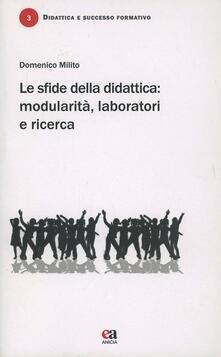 Atomicabionda-ilfilm.it Le sfide della didattica. Modularità, laboratori e ricerca Image
