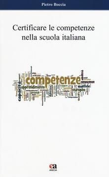 Rallydeicolliscaligeri.it Certificare le competenze nella scuola italiana Image