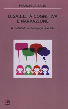 Equilibrifestival.it Disabilità cognitiva e narrazione. Il contributo in pedagogia speciale Image
