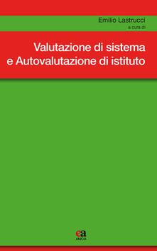 Valutazione di sistema e autovalutazione distituto.pdf