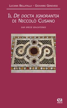 Festivalpatudocanario.es Il De docta ignorantia di Niccolò Cusano. «Sub specie educationis» Image