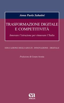 Antondemarirreguera.es Trasformazione digitale e competitività Image
