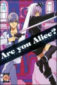 Are you Alice? Variant. Velvet collection. Vol. 3