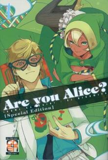 Ristorantezintonio.it Are you Alice? Variant. Vol. 4 Image