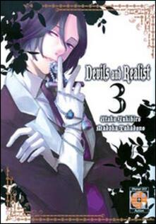 Aboutschuster.de Devils and realist. Vol. 3 Image