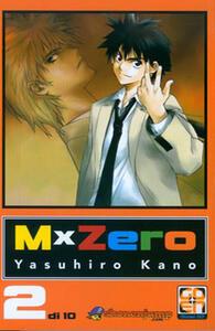MxZero. Vol. 2