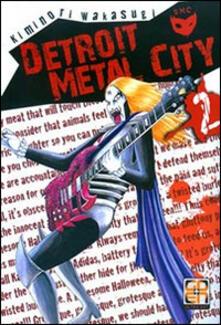 Winniearcher.com Detroit metal city. Vol. 2 Image