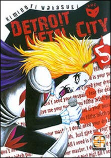 Detroit metal city. Vol. 5.pdf