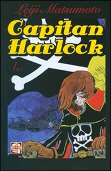 Filippodegasperi.it Capitan Harlock deluxe. Vol. 1 Image