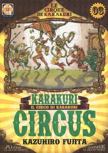 Listadelpopolo.it Karakuri Circus. Vol. 3 Image