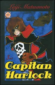 Amatigota.it Capitan Harlock deluxe. Vol. 3 Image