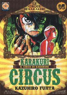 Voluntariadobaleares2014.es Karakuri Circus. Vol. 5 Image
