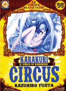 Mercatinidinataletorino.it Karakuri circus. Vol. 6 Image