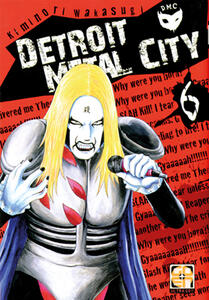 Detroit metal city. Vol. 6