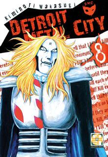 Birrafraitrulli.it Detroit metal city. Vol. 8 Image