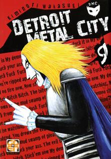 Detroit metal city. Vol. 9.pdf