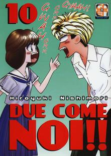Promoartpalermo.it Due come noi!!. Vol. 10 Image