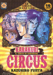 Festivalshakespeare.it Karakuri Circus. Vol. 12 Image