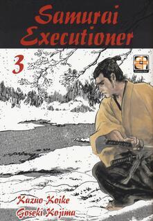 Filippodegasperi.it Samurai executioner. Vol. 3 Image