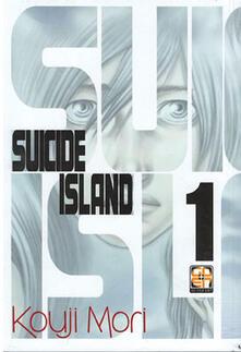 Amatigota.it Suicide island. Variant. Vol. 1 Image