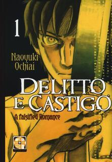 Antondemarirreguera.es Delitto e castigo. A falsified romance. Vol. 1 Image