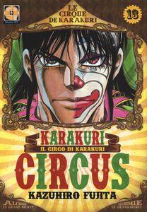 Libro Karakuri Circus. Vol. 13 Kazuhiro Fujita