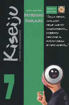 Camfeed.it L' ospite indesiderato. Kiseiju. Vol. 7 Image