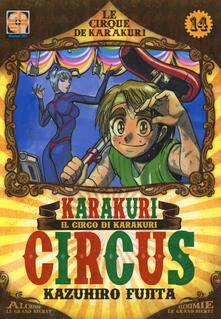 Adiaphora.it Karakuri circus. Vol. 14 Image