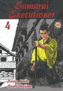 Steamcon.it Samurai executioner. Vol. 4 Image