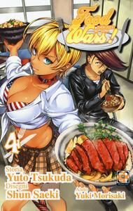 Food wars!. Vol. 4