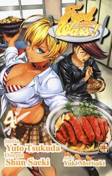 Winniearcher.com Food wars!. Vol. 4 Image