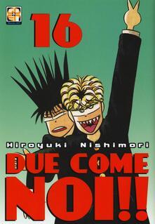 Tegliowinterrun.it Due come noi!!. Vol. 16 Image