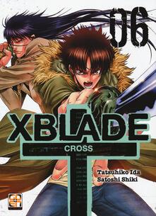Criticalwinenotav.it X-Blade cross. Vol. 6 Image