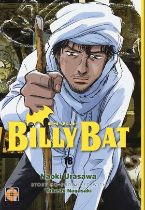 Billy Bat. Vol. 18