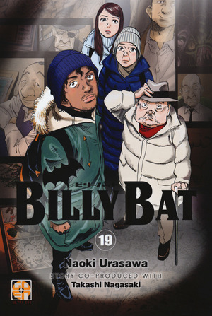 Billy Bat. Vol. 19