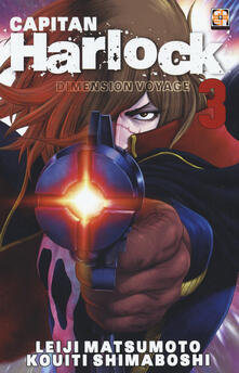 Winniearcher.com Dimension voyage. Capitan Harlock. Vol. 3 Image
