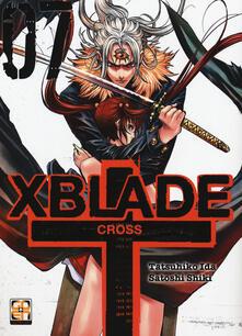 Voluntariadobaleares2014.es X-Blade cross. Vol. 7 Image